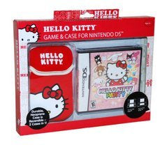 Hello Kitty Party Bundle - Nintendo DS