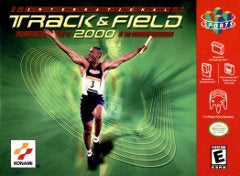 Track and Field 2000 - Nintendo 64