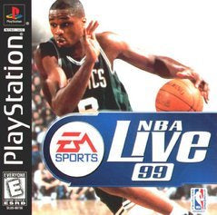 NBA Live 99 - Playstation