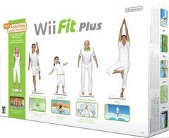Wii Fit Plus with Balance Board - Wii