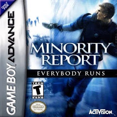 Minority Report - GameBoy Advance