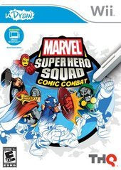 uDraw Marvel Super Hero Squad: Comic Combat - Wii