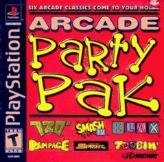 Arcade Party Pak - Playstation