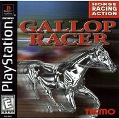 Gallop Racer - Playstation