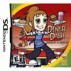 Diner Dash Sizzle and Serve - Nintendo DS