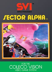 Sector Alpha - Colecovision