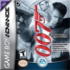 007 Everything or Nothing - GameBoy Advance