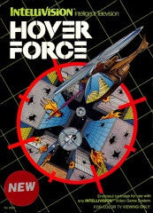 Hover Force - Intellivision