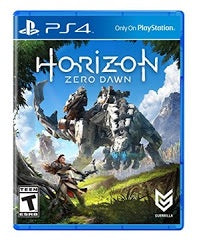 Horizon Zero Dawn - Playstation 4