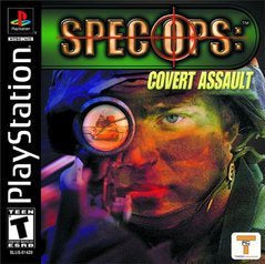 Spec Ops Covert Assault - Playstation