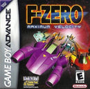 F-Zero Maximum Velocity - GameBoy Advance