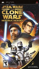 Star Wars Clone Wars Republic Heroes - PSP