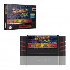 Jaleco Brawlers Pack Multi-Cart for SNES