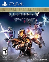 Destiny: Taken King Legendary Edition - Playstation 4
