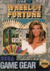 Wheel of Fortune - Sega Game Gear