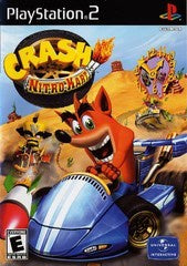 Crash Nitro Kart - Playstation 2
