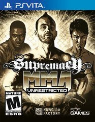 Supremacy MMA - Playstation Vita