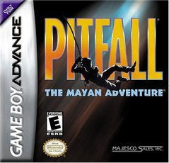 Pitfall Mayan Adventure - GameBoy Advance