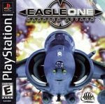 Eagle One Harrier Attack - Playstation