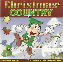 Christmas Country - CD-i
