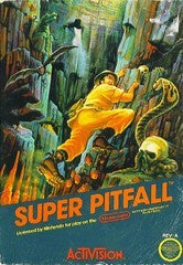 Super Pitfall - NES