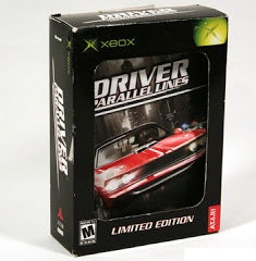 Driver Parallel Lines Limited Edition - Xbox