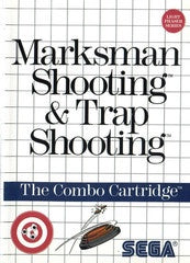 Marksman Shooting and Trap Shooting - Sega Master System