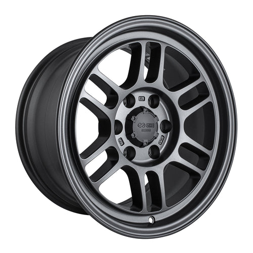 Enkei RPT1 17x9 / 6x135 / 12mm Offset - Matte Dark Gunmetallic Wheel