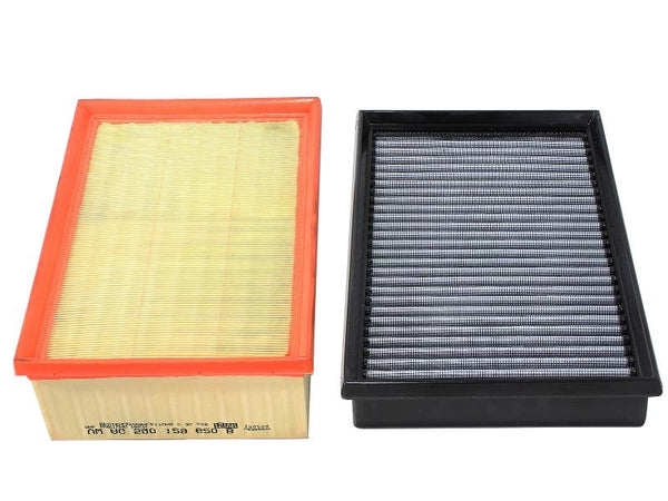 aFe Magnum FLOW Pro DRY S OE Replacement Air Filter - Volkswagen Golf R (2015-2018)