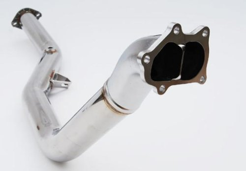 Invidia Performance 76mm Divorced Wastegate w/ Twin O2 Bungs - Subaru WRX & STI (2008-2014)
