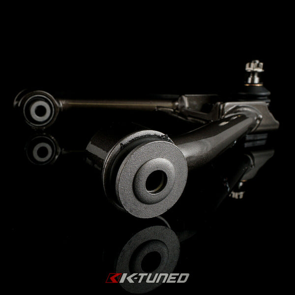 K-Tuned FUCA Front Camber Control Arms w/ Ball Joints Set Honda S2000 S2K New
