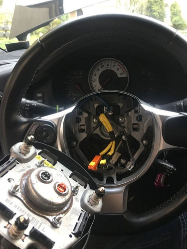 Phase 2 Motoring (P2M) Aluminium Steering Wheel Boss - Subaru BRZ (2012+)