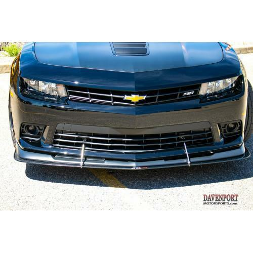 APR Performance Carbon Fiber Front Wind Splitter 14-15 Chevy Camaro SS 1LE New