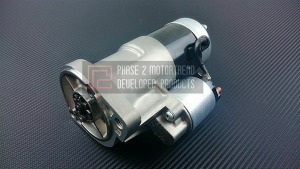 Phase 2 Motortrend (P2M) OE Replacement Starter Motor - Nissan 180sx 240sx S13 S14 SR20DET