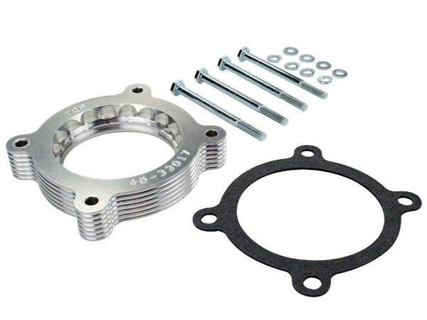 AFE Power Silver Bullet Throttle Body Spacer Kit Ford F150 3.5L EcoBoost & 3.7L