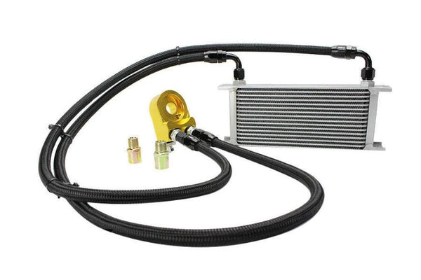 ISR Performance V2 Oil Cooler Kit - Nissan 240sx S13 S14 SR20DET (1989-1998)
