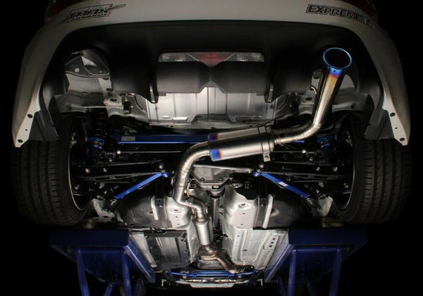 Tomei Performance Expreme Full Titanium Exhaust System Type 60S - Scion FR-S (2012-2016)