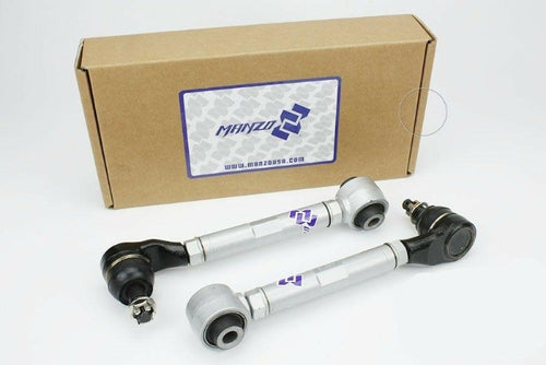 Manzo Adjustable Rear Upper Camber Control Arms Rods RUCA Honda Accord 98-02 New