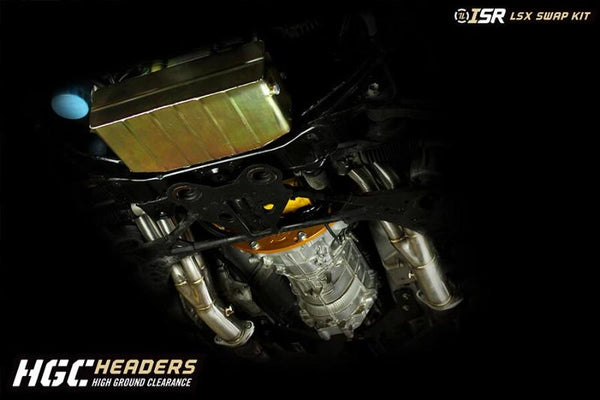 ISR Performance Transmission Adapter Kit LSX To 350Z CD00X 6MT (2003-2008)