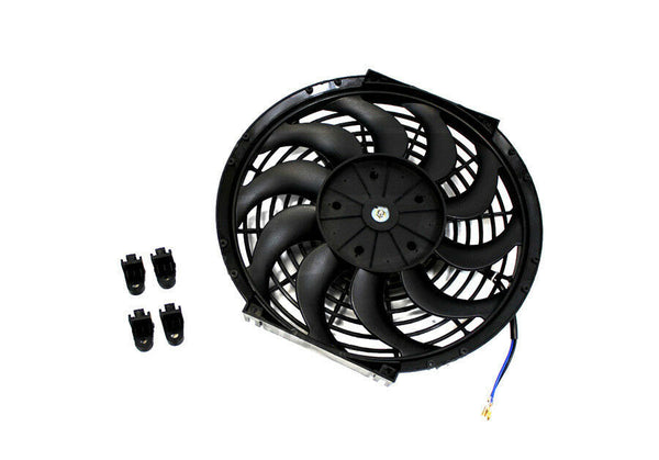 "ISR Performance Electric Radiator Slim Cooling Fan 12"" - Universal"