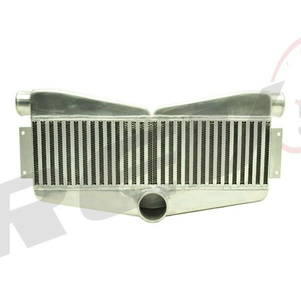 REV9 Spec A FMIC Aluminum Front Mount Twin Turbo Intercooler 11x22x3 500hp 2.5""