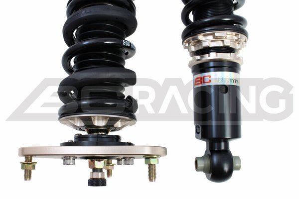 BC Racing BR Type Series Dampers Coilovers Lowering Kit Subaru BRZ New