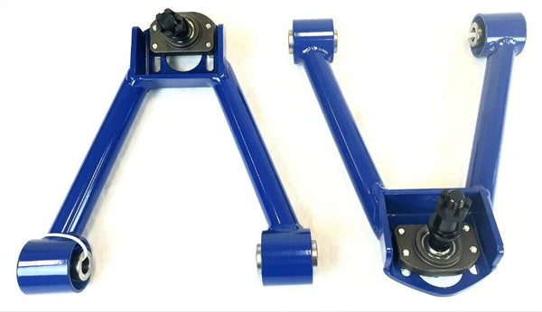 Phase 2 Motortrend (P2M) Adjustable Front Upper Camber Control Arms - Lexus SC300 SC400 (1991-2000)