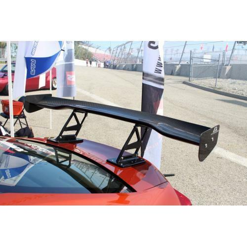 "APR Performance Carbon Fiber GTC-200 Adjustable Wing Spoiler 60.5"" - FR-S 86 BRZ"