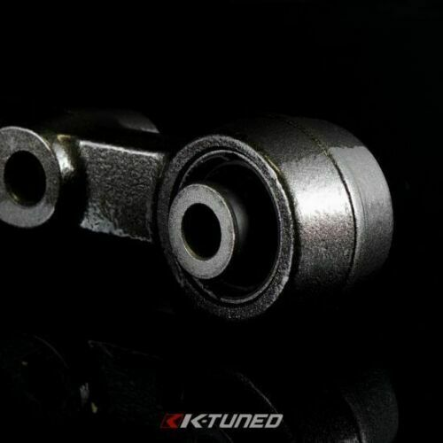 K-Tuned Front Adjustable Lower Control Arms w/ Rubber Bushings - Honda Civic EG (1992-1995)