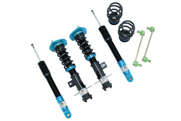 Megan Racing EZ 2 EZII Street Coilovers Lowering Suspension Kit Sentra 13-17 New