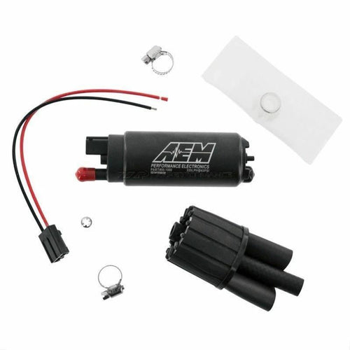 AEM High Performance 340LPH 1000HP High Flow In Tank Fuel Pump Kit w/ Strainer