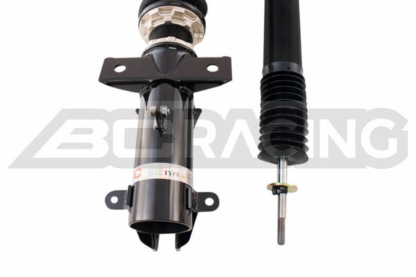 BC Racing BR Type Series Lowering Drop Coilovers Kit Ford Mustang 05-14 New