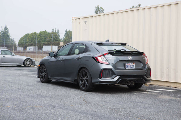 Megan Racing EZ Street Coilovers Lowering Suspension Civic 16+ Hatchback ONLY