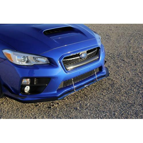 APR Performance Carbon Fiber Front Wind Splitter Subaru WRX 15-17 w/ OE Bumper